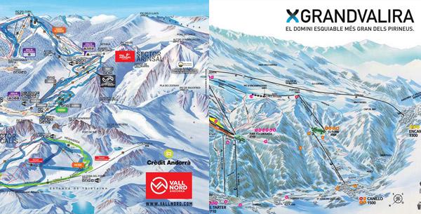 mejores pistas esqui andorra